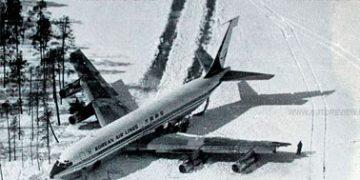 Воспоминания В.Г. Царькова о боевом эпизоде в небе СССР с участие корейского «Боинга-707» 20 апреля 1978 г