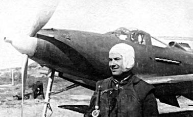 Воспоминания о летчике 2-го гвардейского Краснознаменного ИАП имени Сафонова Б.Ф. ВВС Северного флота Н. Г. Голодникове.