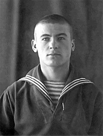 Портрет летчика Николая Герасимовича Голодникове