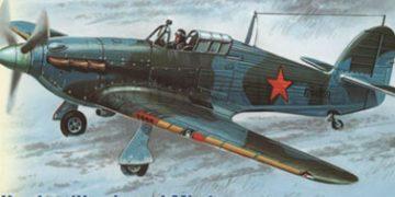 Генерал-лейтенант авиации В. П. Стрельников об истребителе «Харрикейн»