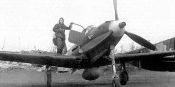 Три «Юнкерса» Павла Климова (из воспоминаний героя СССР С. Г. Курзенкова)