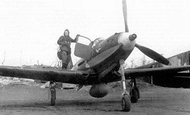 Воздушный бой героя СССР Павла Климова с немецкими бомбардировщиками над Мурманском