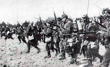 Маневренная война и прорыв фронта, или зачем нужны Мехкорпуса?
