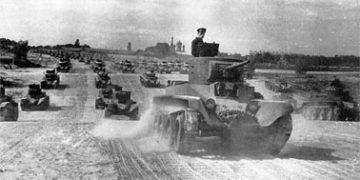 Механизированные корпуса Красной Армии перед Великой Отечественной войной