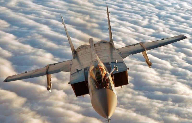 Многоцелевой фронтовой истребитель МиГ-31ФЭ
