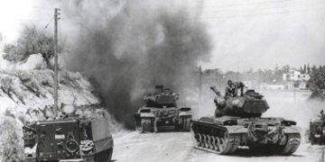 Советские танки Т-34 за греческую независимость (Кипр, 1974 г.)