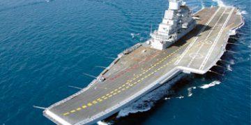 Фото-отчет о перестройке авианесущего крейсера «Адмирал Горшков» в авианосец «Викрамадитья»