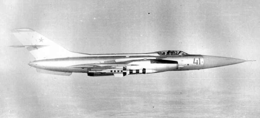 Истребитель-перехватчик Як-28П