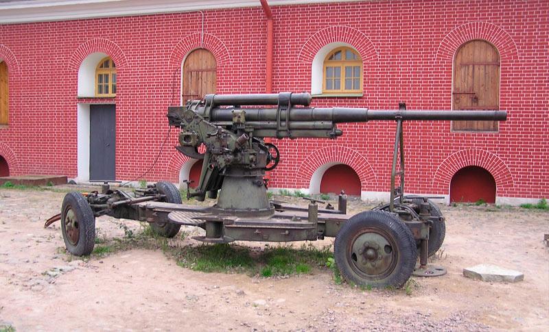 76-мм зенитная пушка обр. 1938 года (СССР)