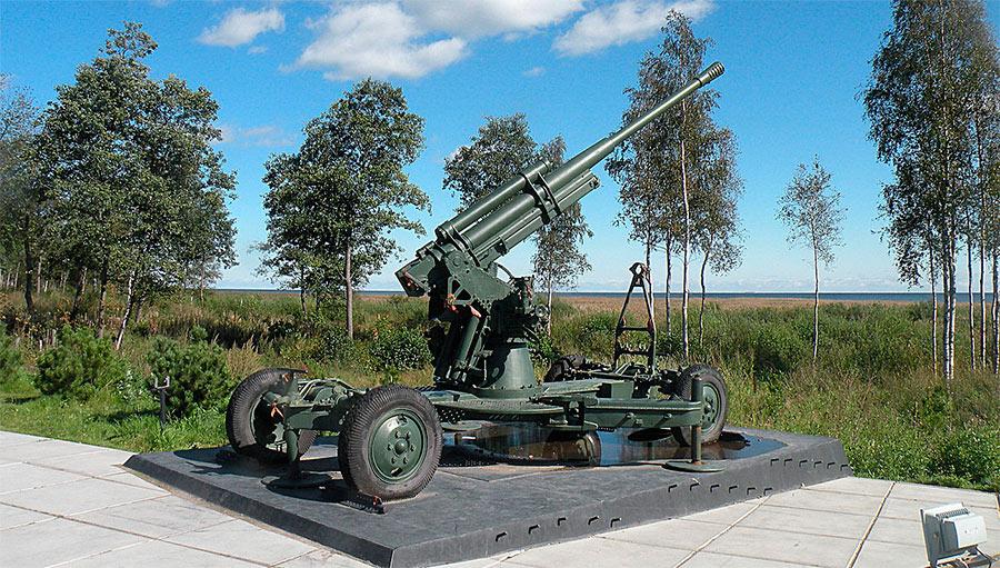 Советская 85-мм зенитная пушка обр. 1939 года, «52-К»: одна из легенд Великой Отечественной войны