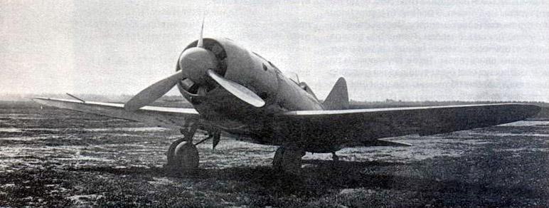Советский истребитель И-180