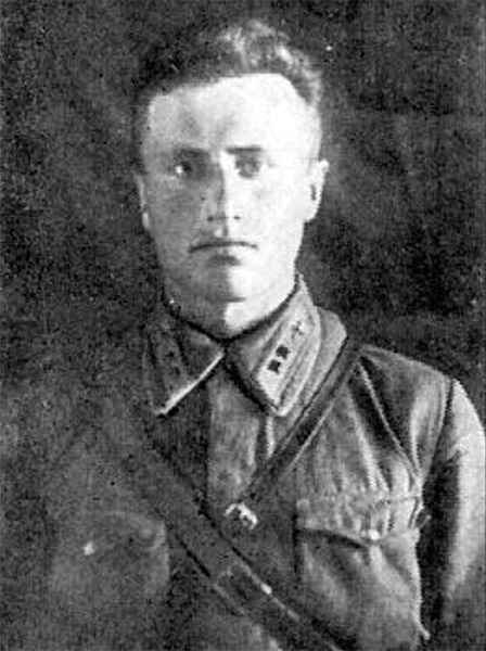 Иван Пстыго в годы Велико Отечественной войны