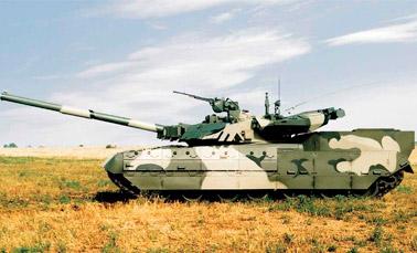Боевая тяжёлая машина пехоты БТМП-84 (Украина)
