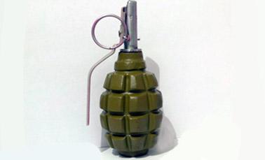 Ручная осколочная граната Ф-1