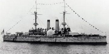 Эскадренные броненосцы первого класса типа «Фудзи» (Япония)