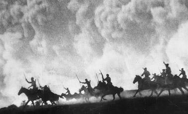 Численный состав, организация, вооружение советской кавалерии