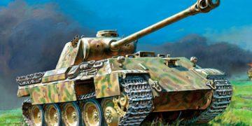 Мнение американских танкистов о «Пантере»