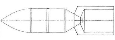 Советские 500-кг зажигательные авиабомбы ЗАБ-500-300ТШ