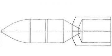 500-кг зажигательные авиабомбы ЗАБ-500-300ТШ