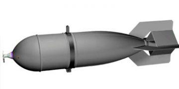 50-кг зажигательные авиабомбы (ЗАБ-50ТГ и ЗАБ-50ФП)
