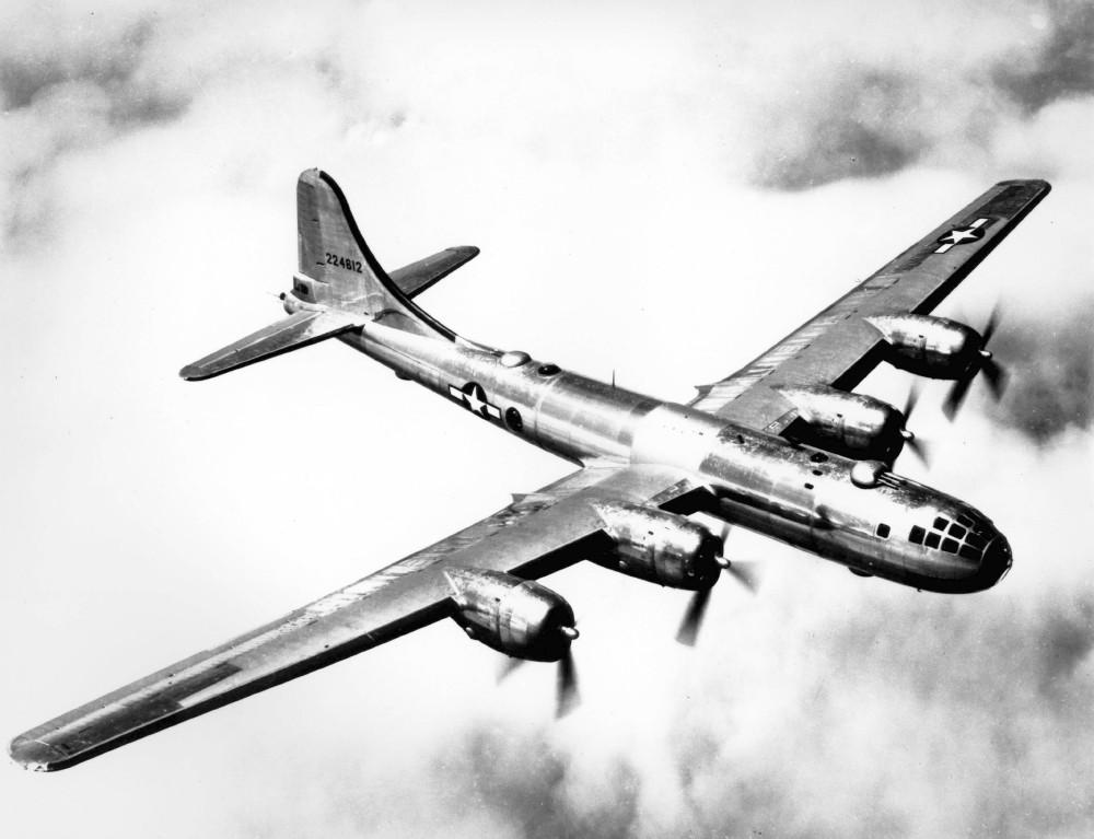 B-29 Super Fortress («Суперкрепость») на долгие годы стал визитной карточкой американской дальней авиации.