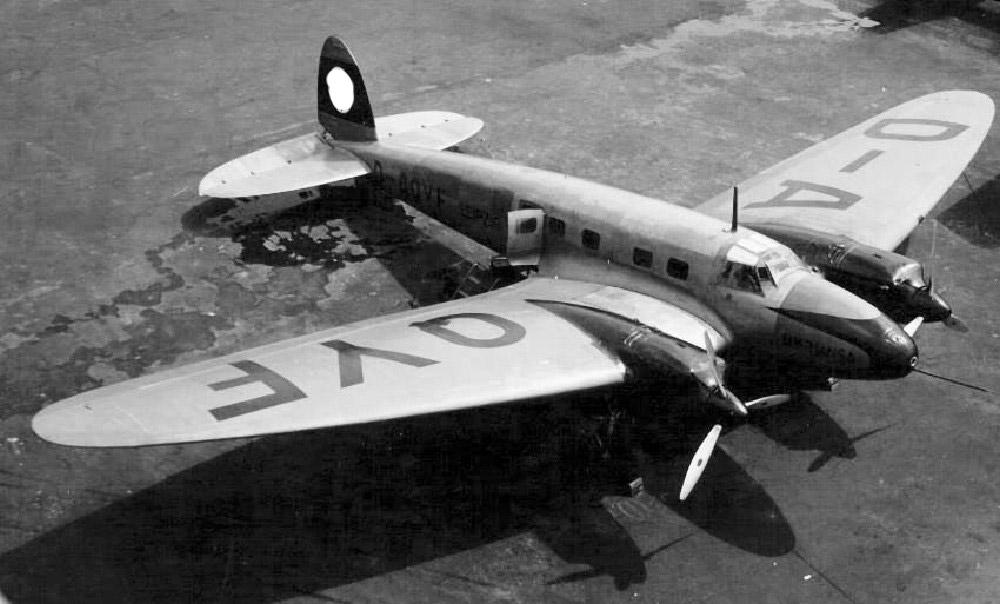 пассажирская версия He-111